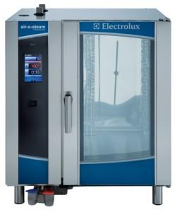 FOUR MIXTE ELECTRIQUE AOS 10 GN AIR TOUCHLINE ELECTROLUX