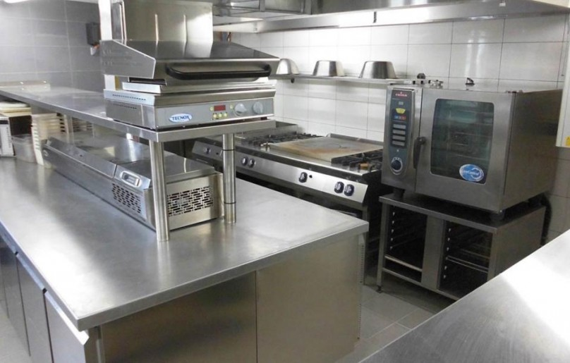Sajemat maintenance de cuisine pro la motte servolex for Liste materiel cuisine