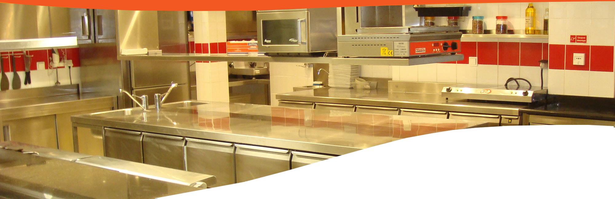 Sajemat cuisine professionnelle la motte servolex 73 for Installation cuisine