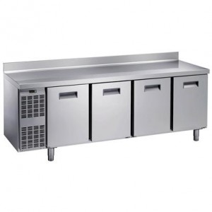 TABLE REFRIGEREE ADOSSEE 4 PORTES MARQUE ELECTROLUX