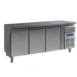 TABLE REFRIGEREE 3 PORTES MARQUE SAJEMAT-COOL HEAD